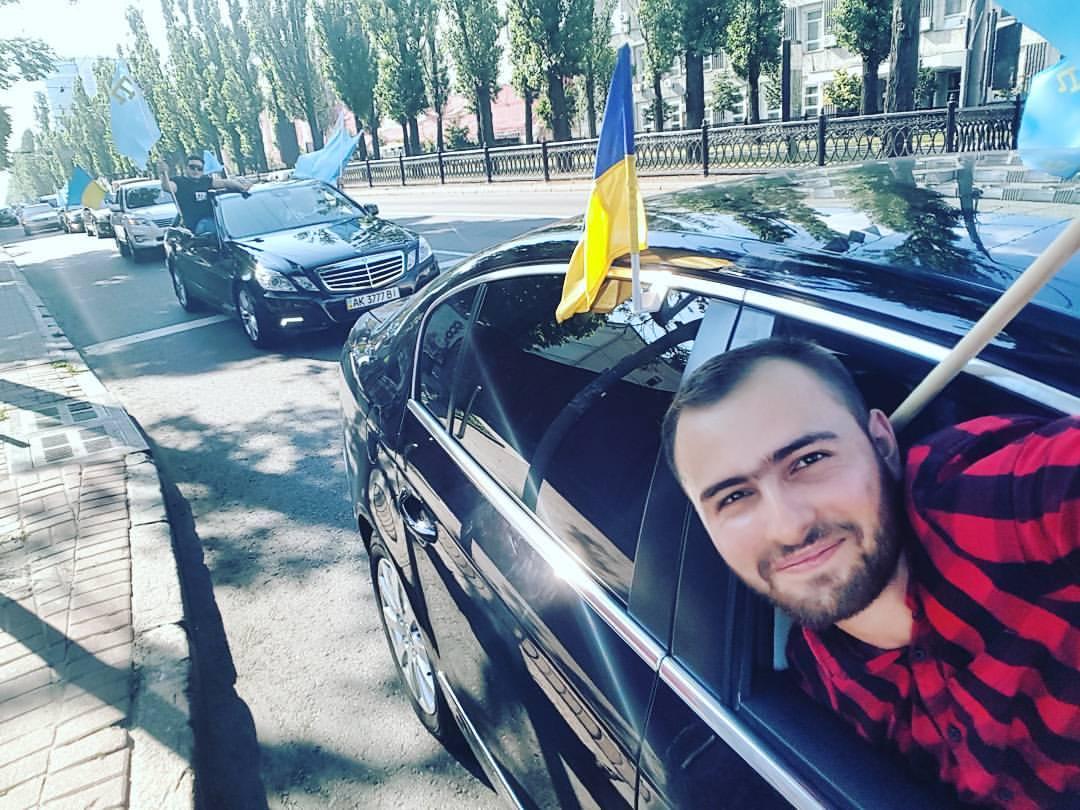 Бекир Сулейманов - патриот Украины