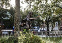 Пам'ятник Гаррі Поттеру в Лондоні