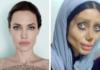 Девушка сделала 50 операций, чтобы быть похожей на Анджелину Джоли