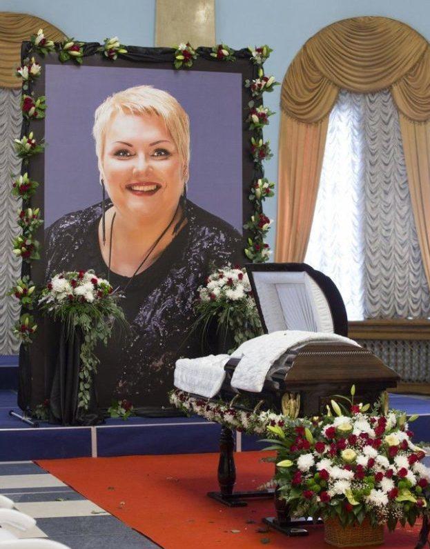 Похорон Марины Поплавской