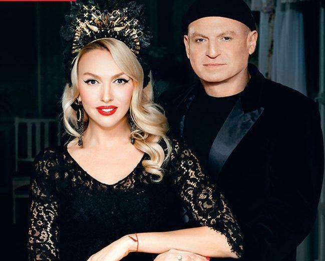 Оля и Вадим Поляковы