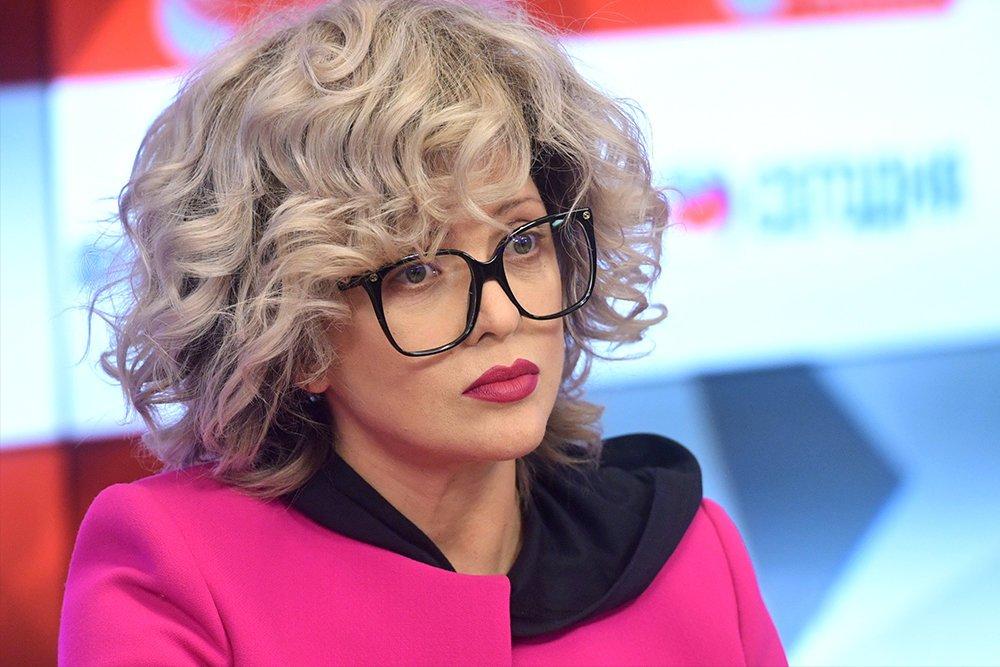 Так теперь выглядит 55-летняя Ольга Дроздова