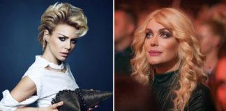 Тина Кароль и травести-дива Монро