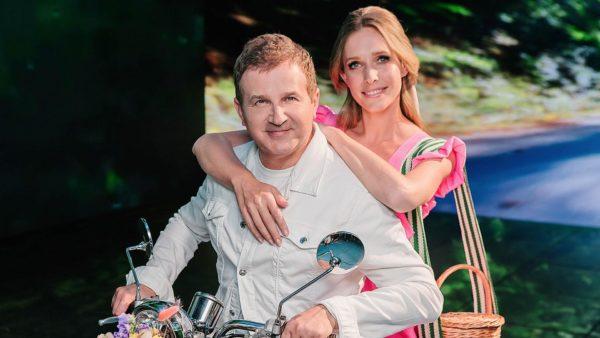 Юрій Горбунов та його дружина Катя Осадча
