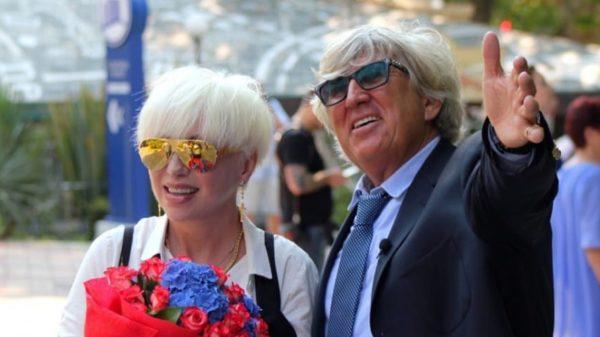Валентина с Юрием Фирсовім