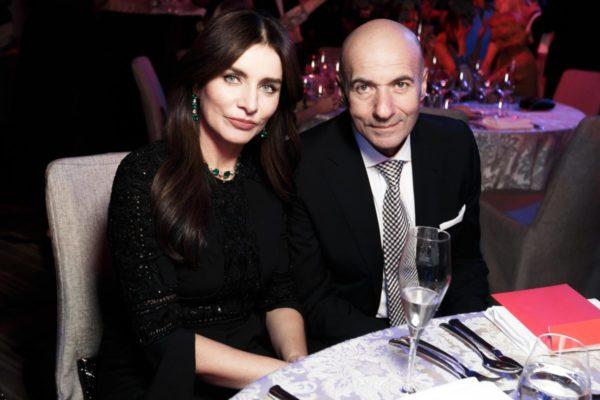 Игорь Крутой и его нынешняя супруга Ольга