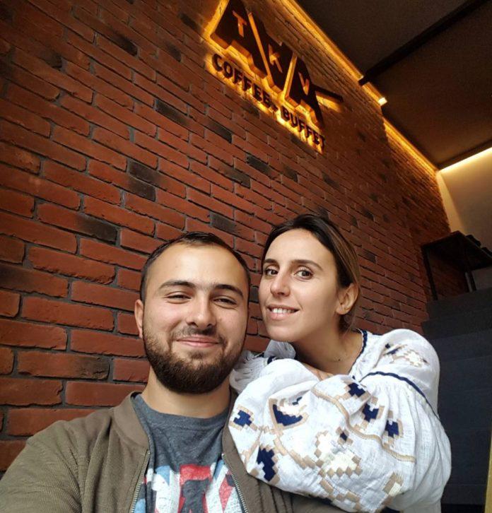 Джамала з чоловіком-іменинником