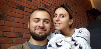 Джамала с мужем-именинником