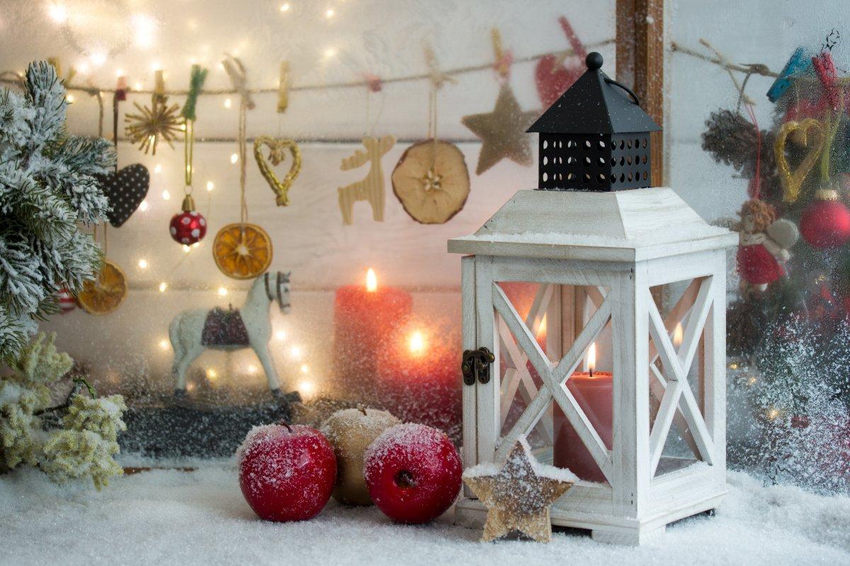 Пора готовится к новому году: модный и дешёвый декор, которым можно украсить любой дом
