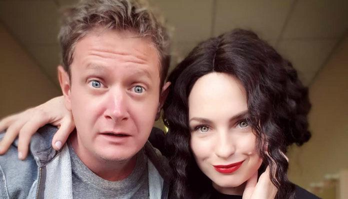 Євген Сморигін і Вікторія Булітко