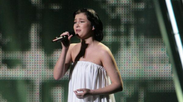 Анастасия на сцене