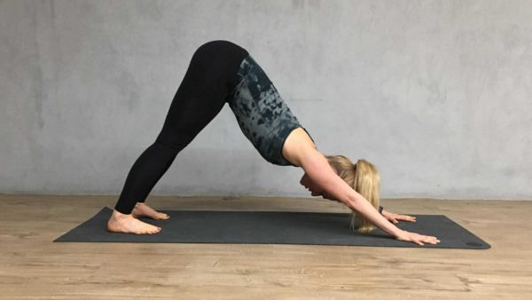 Йога поможет избавиться от боли в спине