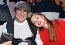Дмитрий Дибров и его молодая жена