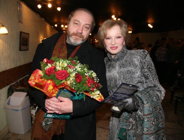 Сергей Сенин и Гурченко