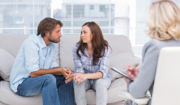 Помощь психолога паре