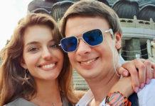 Александра Кучеренко и Дмитрий Комаров