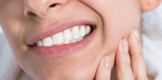 Скрегіт зубів