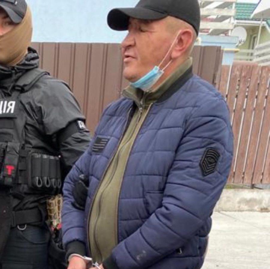 Организатор похищения