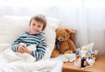 Застуда у дитини