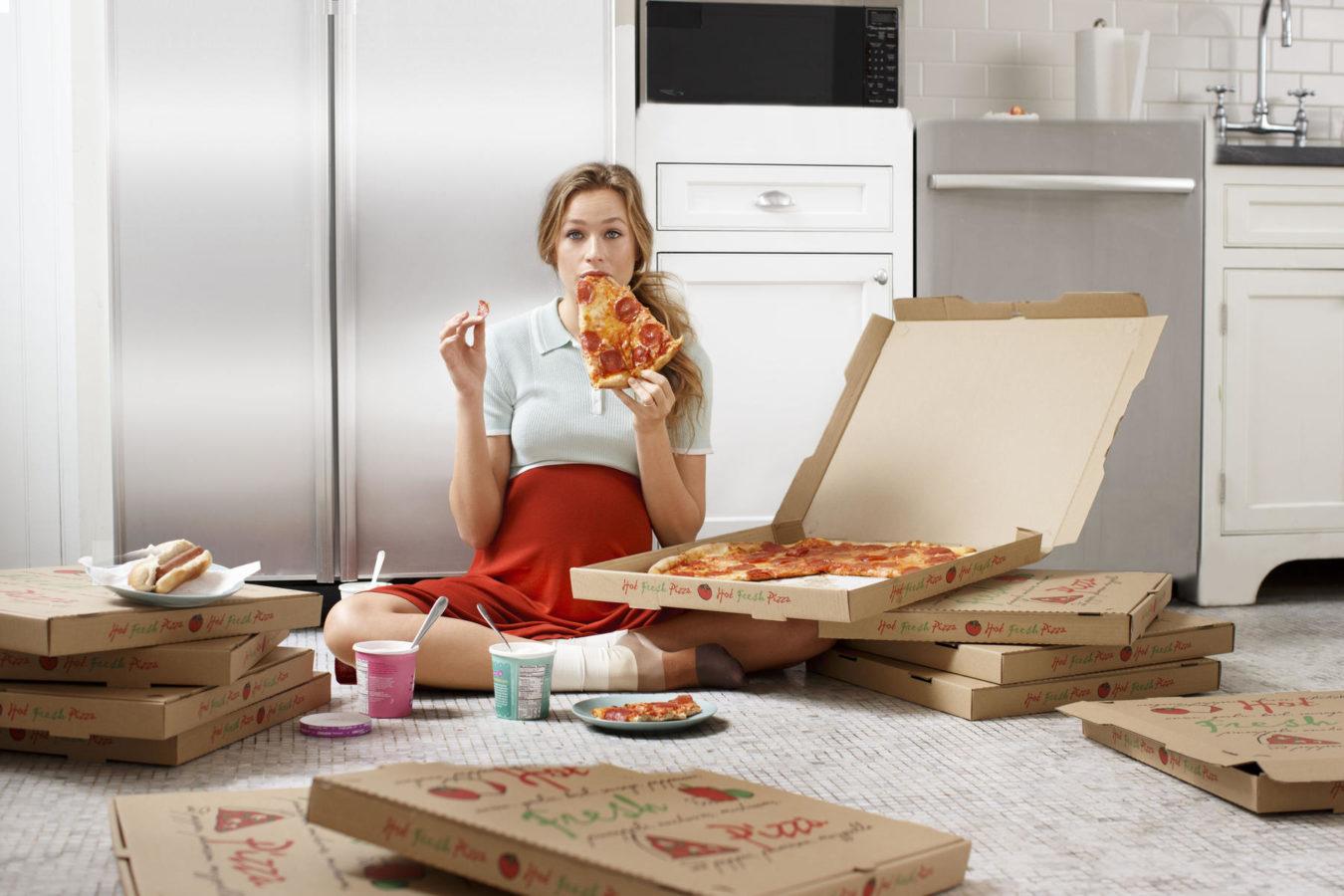 3 шага, чтобы прекратить эмоциональное переедание