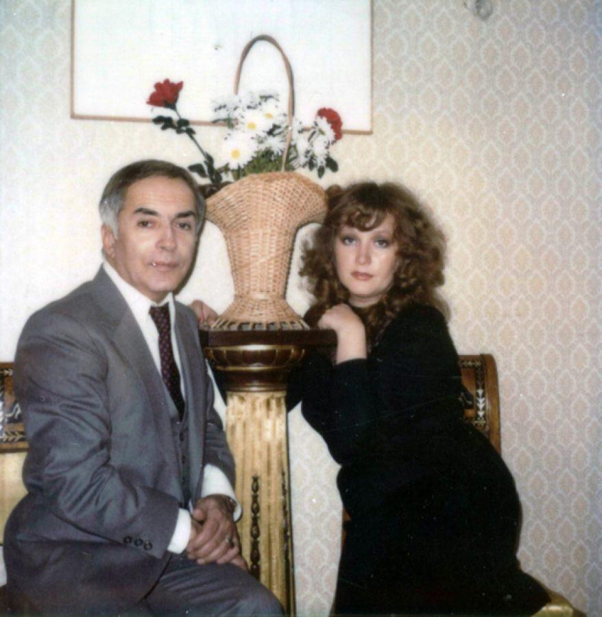 Алла Пугачова і Констанин Орбелян підтримували хороші стосунки і після розставання
