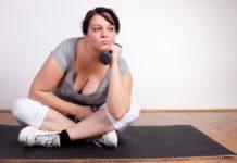Тільки фізичні вправи схуднути не допоможуть