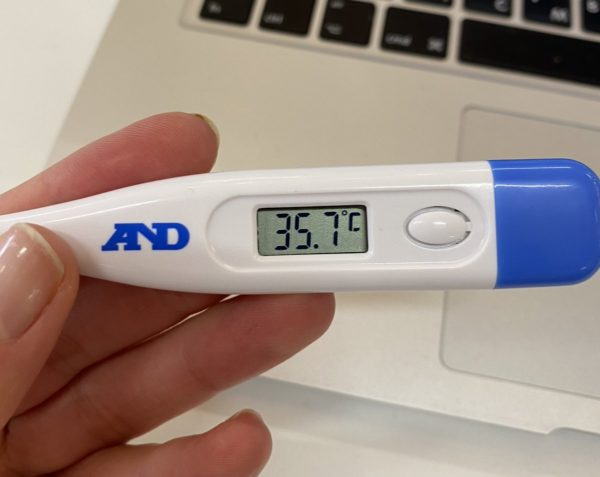 Підвищена температура