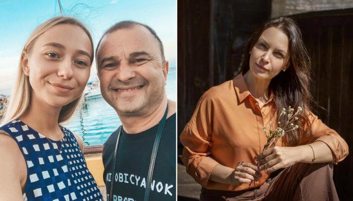 Катя Реп'яхова, Віктор Павлік та його колишня дружина Лора Созаєва