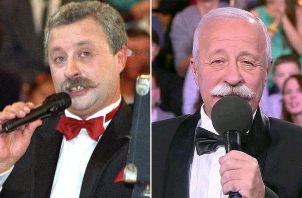 Леонид Якубович тогда и сейчас