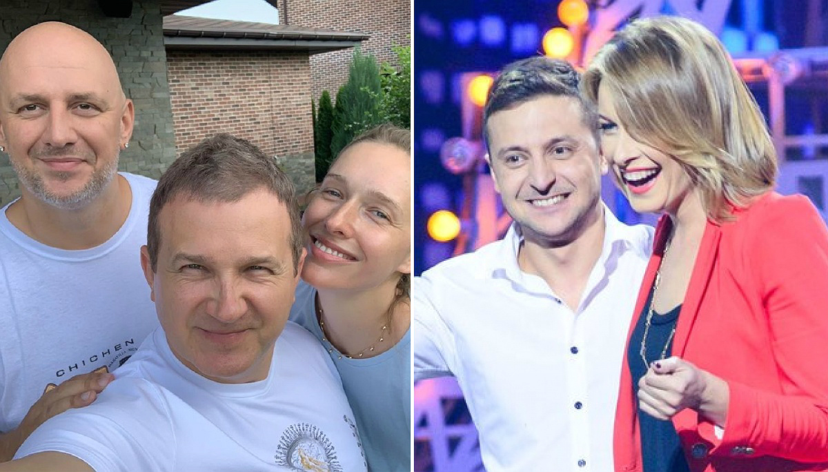 Кумовья украинского шоу-бизнеса: Потап, Горбунов, Осадчая и другие звезды, которые решили породниться