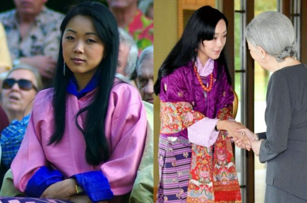 Принцесса Бутана Сонам Дечен Ванчгук