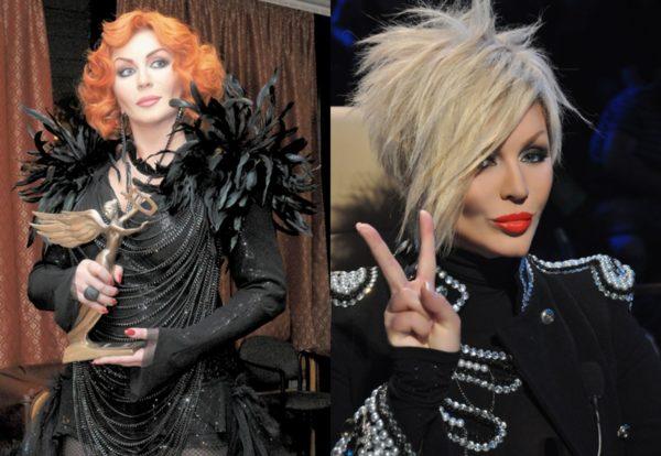 Ирина Билык была и брюнеткой, и блондинкой, и рыжей