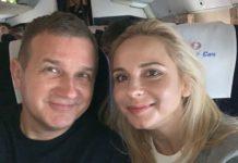 Юрий Горбунов и Лилия Ребрик