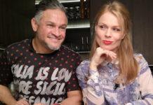 Эктор Хименес-Браво и Ольга Фреймут