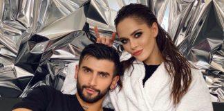 Юлия Санина и Дмитрий Жук распались на один прямой эфир. Есть ли будущее у их пары?