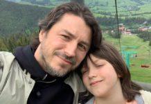 Сергій Притула та його син Діма