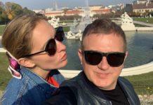 Осадча та Горбунов: історія кохання