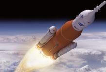 Доставка вантажу ракетою