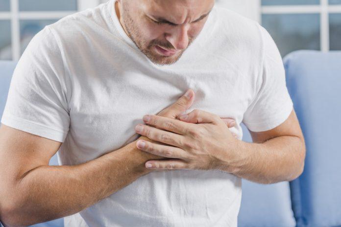 Сердечний приступ