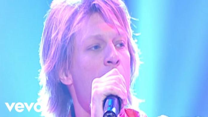 Bon Jovi - It  's My Life