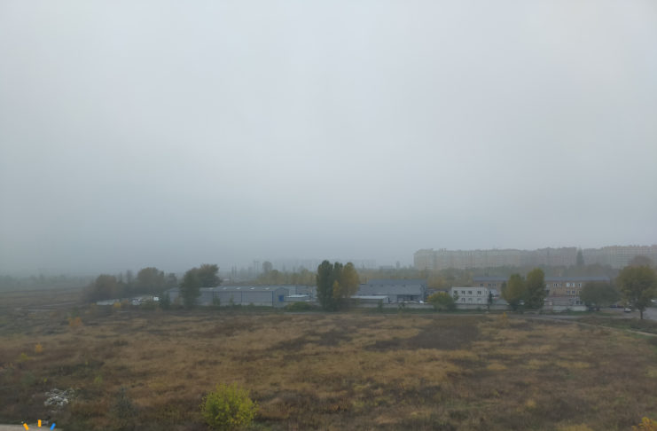 Столица Украины и еще несколько областей на этой неделе наблюдают дымку и густой туман