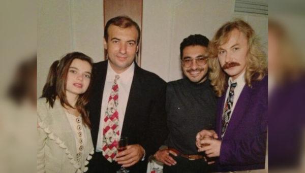 Игорь Крутой с Наташей Королевой и Игорем Николаевым