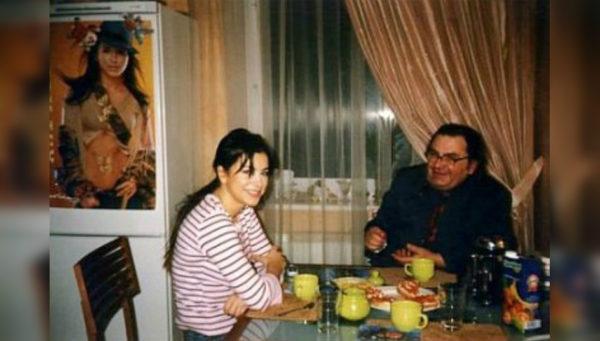 Ані Лорак з татом