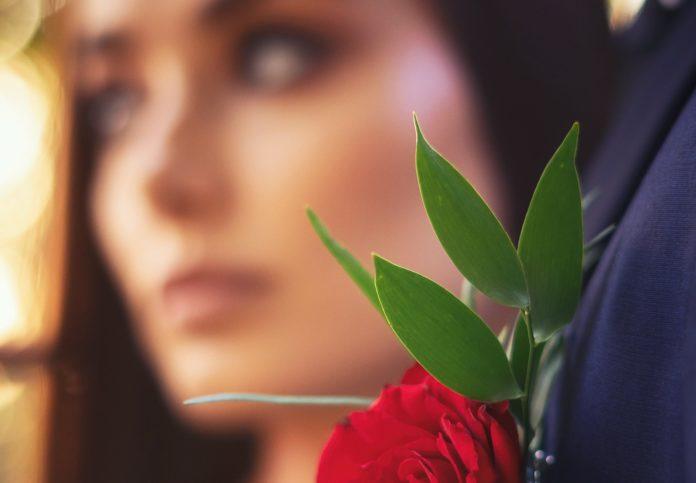 Роза от Ксении Мишиной