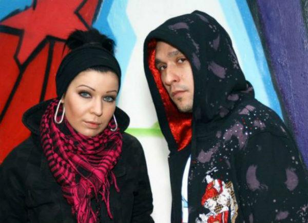 Елка и Сергей Астахов