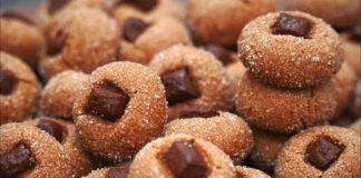 Ароматне печиво з шоколадом