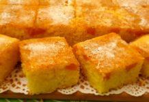 Пирог из простых продуктов