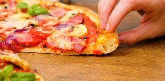 Бездріжджова піца