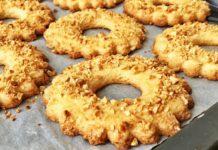 Пісочні кільця з арахісом