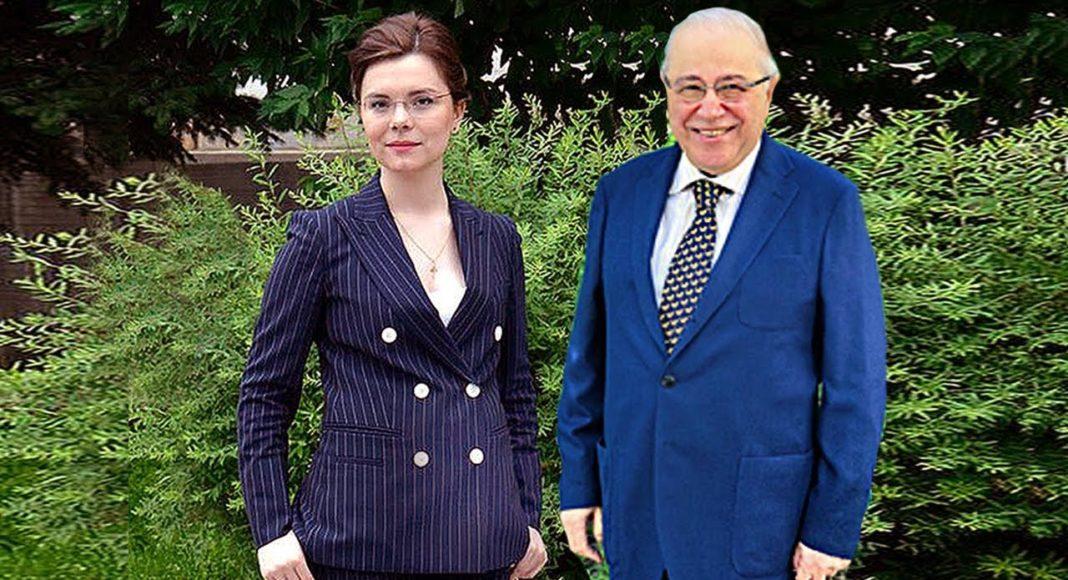 Брухунова и Петросян